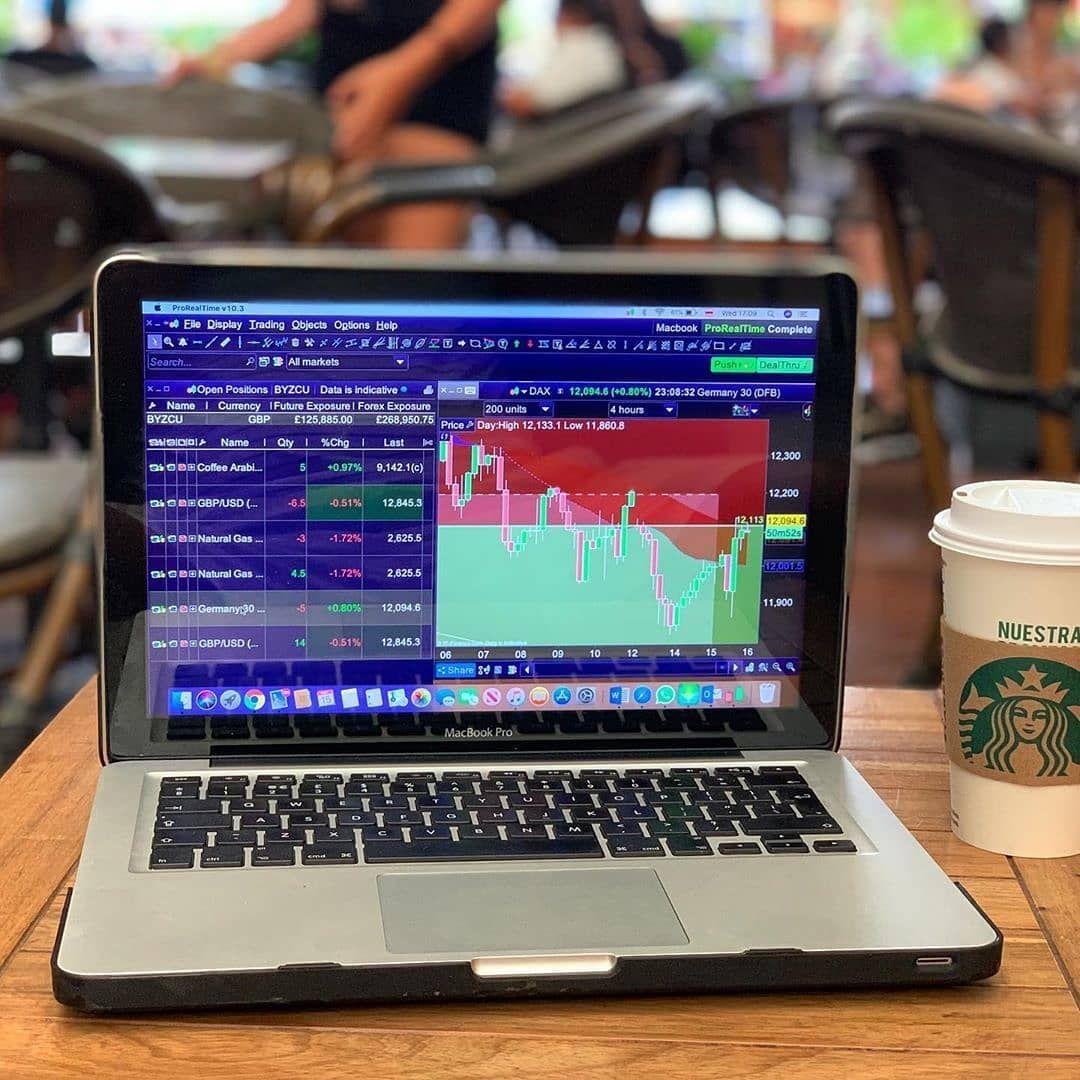 Le trading en ligne : une activité d'intérêt ?